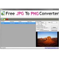 Free JPG to PNG Converter (แปลงไฟล์ JPEG เป็น PNG ง่ายๆ ฟรี) :