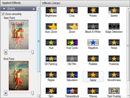 โปรแกรมทำสไลด์โชว์ Photostage Slideshow Software