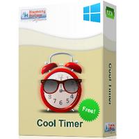Cool Timer (โปรแกรมนาฬิกาปลุก จับเวลา นับถอยหลัง ฟรี) :
