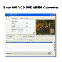 Easy AVI VCD DVD MPEG Converter :