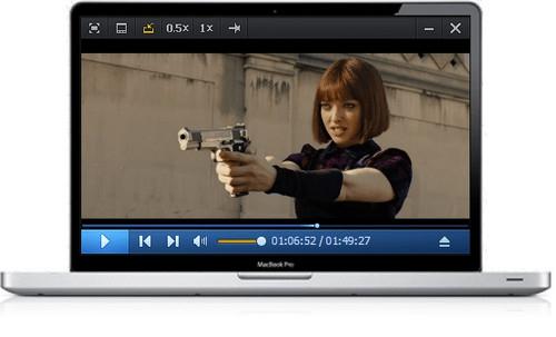 โปรแกรมดูหนังฟังเพลง QQ Player