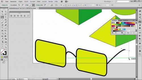 โปรแกรมวาดรูป Adobe Illustrator