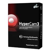 HyperCam (โปรแกรม HyperCam อัดวีดีโอหน้าจอ คุณภาพสูง) :