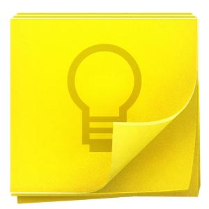 Google Keep (App สมุดโน๊ต บันทึกประจำวัน) :