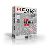 Acala 3GP Movies Free (โปรแกรมแปลงไฟล์ 3GP ลงมือถือฟรี) :