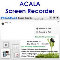 Acala Screen Recorder :