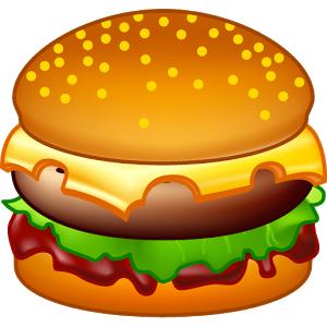 burger app. Black Bedroom Furniture Sets. Home Design Ideas