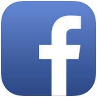 Facebook (App เฟสบุ๊ค บน Android iOS และ Windows Phone) :