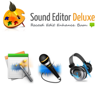 Sound Editor Deluxe (โปรแกรมเสียง ครบวงจร)