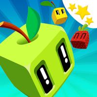 Juice Cubes (App เกมส์เรียงบอลสี)