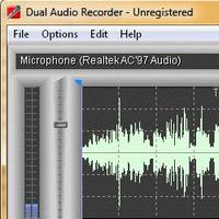 Dual Audio Recorder