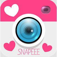 Snapeee (App แต่งภาพ แนวน่ารัก)