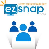 EzSnap (โปรแกรมถ่ายภาพหน้าจอ เก็บไฟล์บนเน็ตได้)