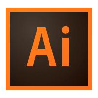 Adobe Illustrator (โหลดโปรแกรม Illustrator วาดรูป ลายเส้น)