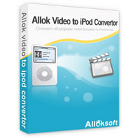 Allok Video to iPod Converter (โปรแกรมแปลงไฟล์วีดีโอ ลง iPod)