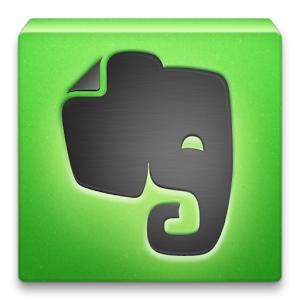 Evernote (โปรแกรม Evernote จดบันทึกการประชุม) :