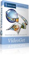 VideoGet (โปรแกรม VideoGet ดูวีดีโอ) :