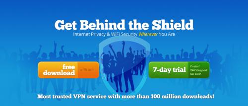 ดาวน์โหลดโปรแกรม Hotspot Shield VPN