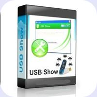 USB Show (โปรแกรมกู้ข้อมูล) :