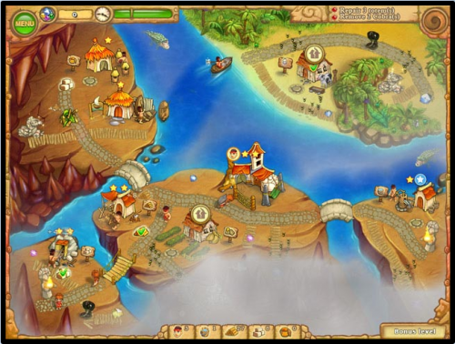 Island Tribe 5 (เกมส์เกาะมหัศจรรย์ Island Tribe) :