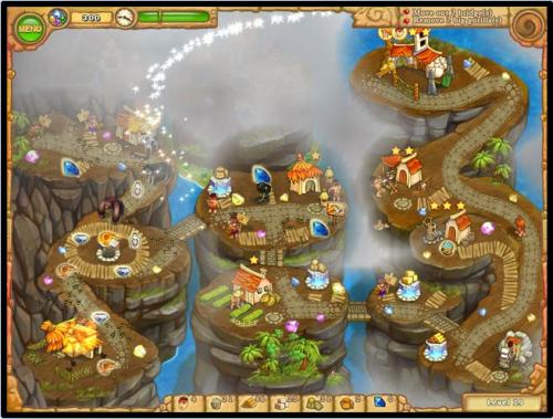 เกมส์สร้างเกาะ Island Tribe 5