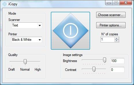 โปรแกรมถ่ายเอกสาร icopy