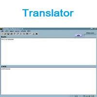 Translator (โปรแกรม Translator แปลภาษา แปลเอกสาร ต่างๆ ฟรี) :