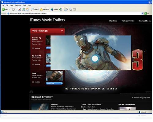 QuickTime (ดาวน์โหลด QuickTime ดูหนังฟังเพลงบนพีซี) 7 7 9 ดาวน์โหลด