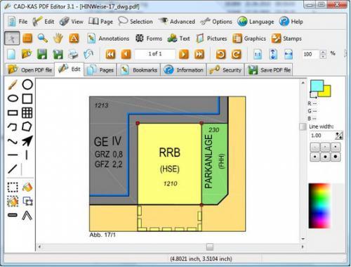 PDF Editor โปรแกรมแก้ไขไฟล์ PDF