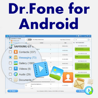 Wondershare Dr Fone for Android :