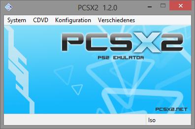 โหลดโปรแกรม PCSX2