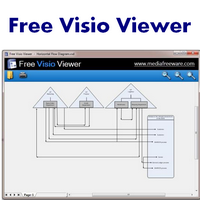 Free Visio Viewer (โปรแกรมเปิดไฟล์ Visio) :