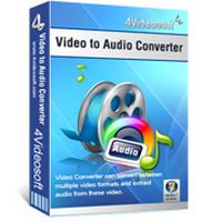4Videosoft Video to Audio Converter :