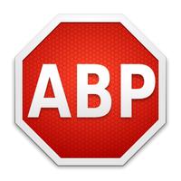 Adblock Plus (โปรแกรม บล็อค ป้องกันไวรัสโฆษณา) :