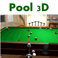Pool 3D Billiard Simulation (เกมส์สนุ๊กเกอร์บิลเลียด 3 มิติ) :
