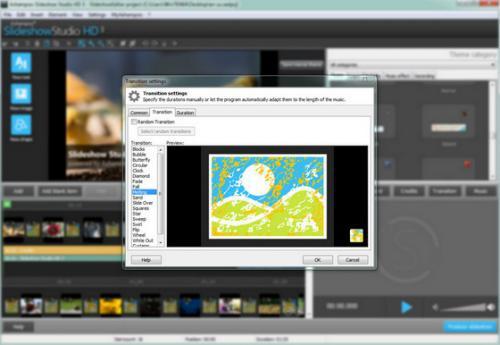 ดาวน์โหลดโปรแกรม Ashampoo Slideshow Studio HD
