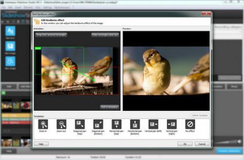 โปรแกรมทำสไลด์โชว์ Ashampoo Slideshow Studio