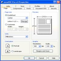 novaPDF Pro (โปรแกรม novaPDF Pro สร้างไฟล์ แปลงไฟล์ PDF ) :