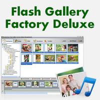 Wondershare Flash Gallery Factory (โปรแกรมสร้างอัลบั้มภาพ ลงเว็บ) :