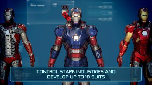 ดาวน์โหลดเกมส์ Iron Man