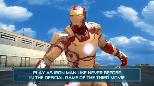เกมส์ Iron Man