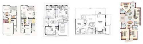 โปรแกรมออกแบบบ้าน VDraw