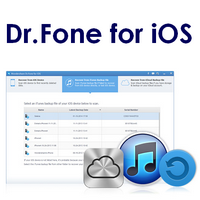 Wondershare Dr Fone for iOS :