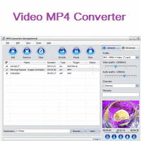Video MP4 Converter :
