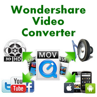Wondershare Video Converter Ultimate :