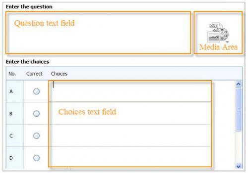 โปรแกรมออกแบบข้อสอบ Wondershare QuizCreator
