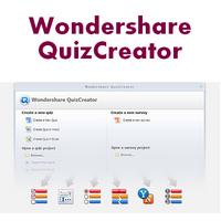 Wondershare QuizCreator (โปรแกรมสร้างข้อสอบ คำถาม ทำแบบสอบถาม) :