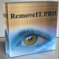 RemoveIT Pro (โปรแกรมสแกนไวรัส ตรวจจับสปายแวร์)