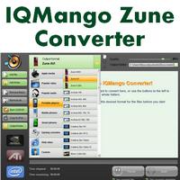 IQMango Zune Converter