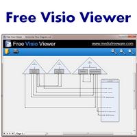 Free Visio Viewer (โปรแกรมเปิดไฟล์ Visio)